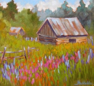 Sylvia's Barn