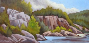 View-of-Cathedral-Rock-12x24-$750-framed