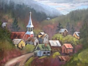 Quebec-Village