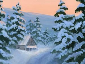 Wilno-Winter