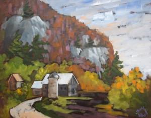 Quebec-Farm