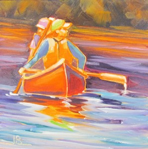 While-Paddling-6-x-6-$225-framed